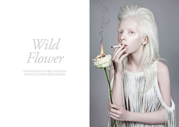 Fashion Gone Rogue 'Wild Flower'