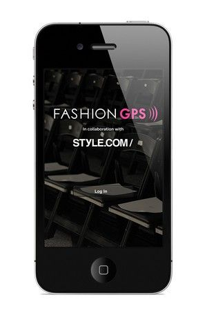 Organizational Fashion Event Apps
