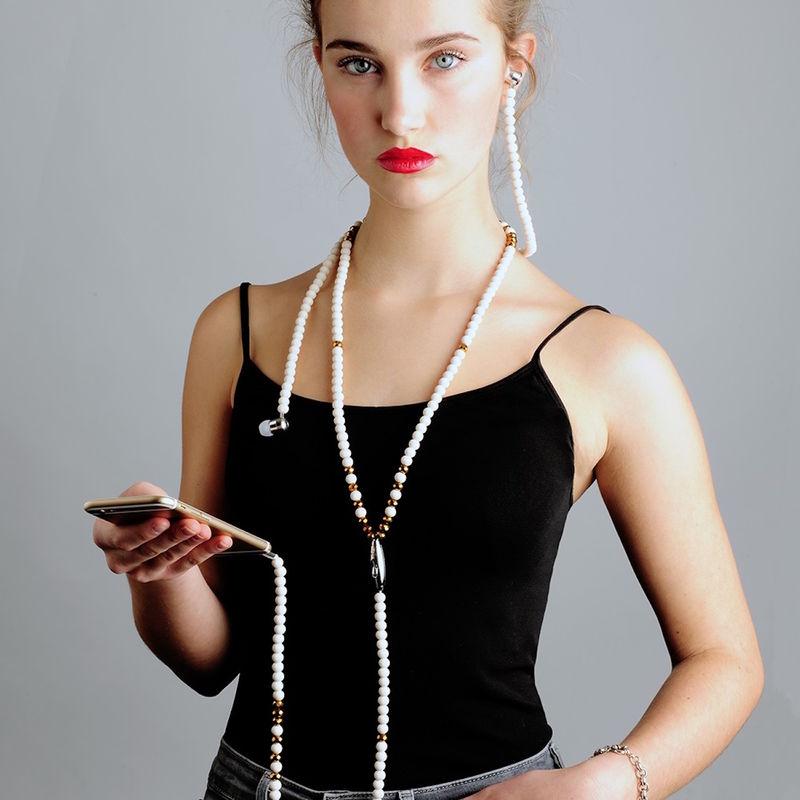 Costume Jewelry Headphones