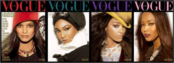 Ethnic Cover Models