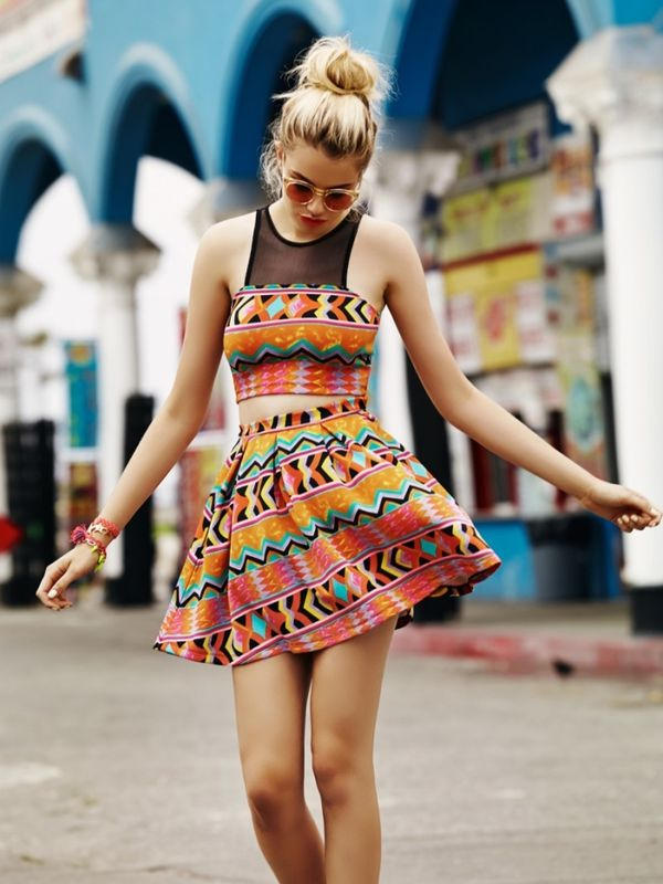 Beach Retreat Fashion Lookbooks