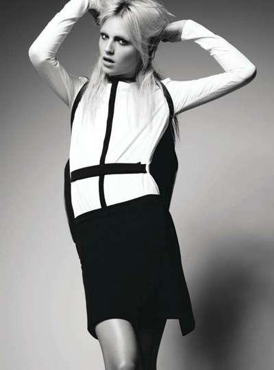 Elegant Mod Fashion