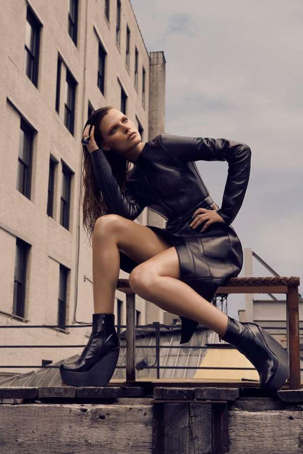 Industrial Rooftop Editorials