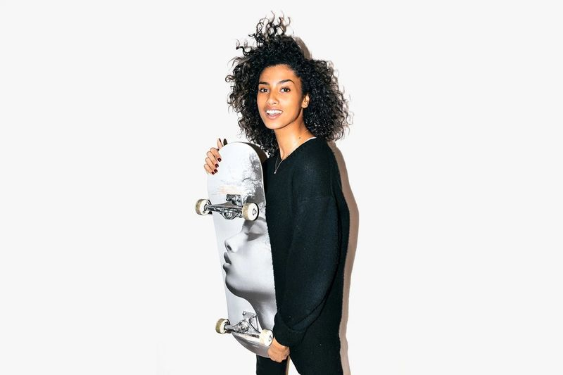 Supermodel Skate Decks