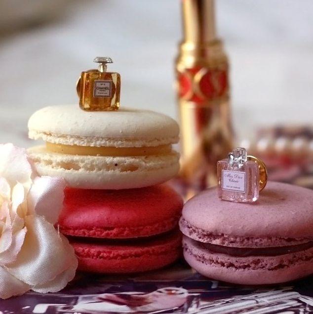 Petite Perfume Brooches