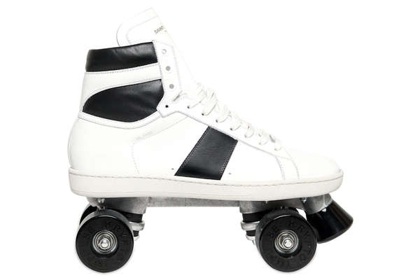 Fashionable Sneaker Skates