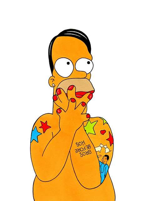 Fashion Simpsons