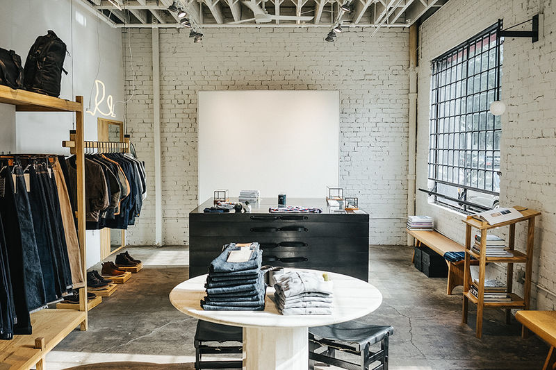 Rustic West Coast Retailers