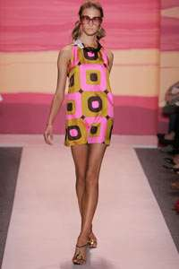 Neon Squared Dresses
