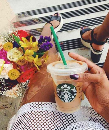 Fashionable Drinking Instagrams