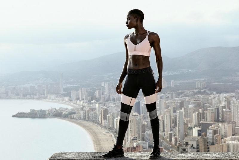 Fast Fashion Athletic Ads