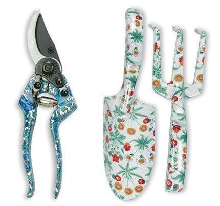 Fashionista Gardening Tools