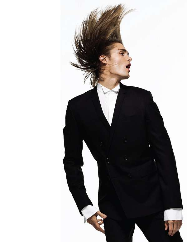 Head-Banging Fashion Shoots