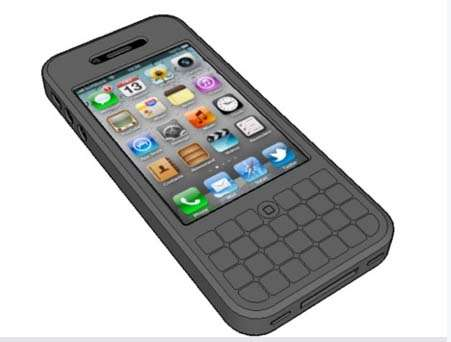 Keypad-Integrated Smartphone Cases