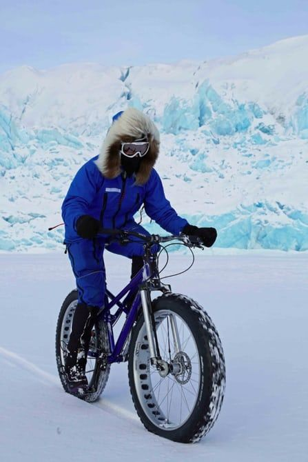 Trailblazing Fat Bicycles