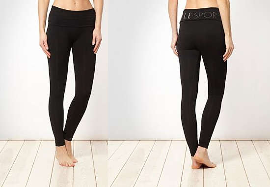 Weight Loss-Assisting Leggings