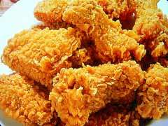 Fat Free Fried Chicken?