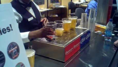 Super Speed Beer Dispensers
