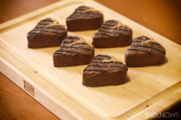 Sweet Steak Brownies