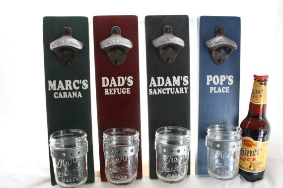 Personalized Bottle Poppers