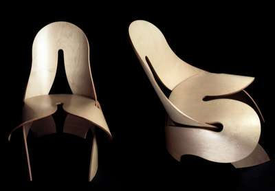 Curvaceous Furniture