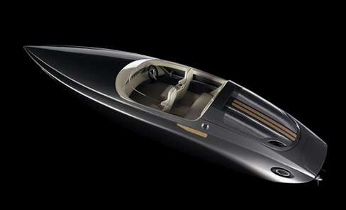Fearless Yacht designed by Porsche