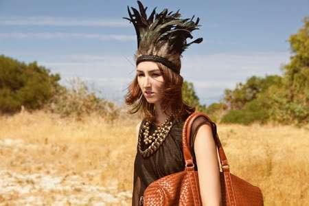 Contemporary Tribal Headdresses