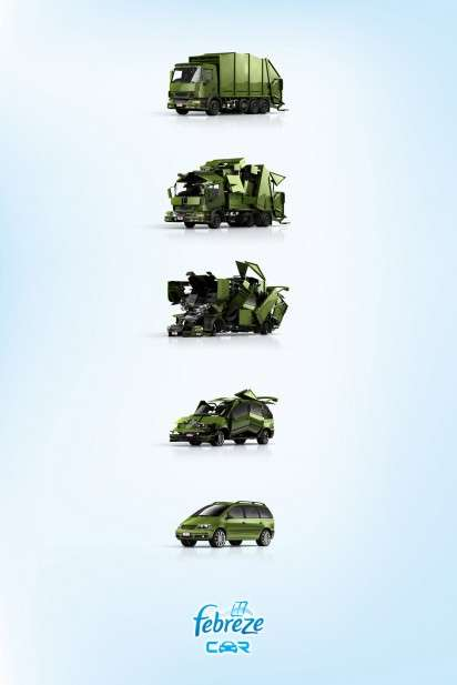 Transforming Vehicle Ads