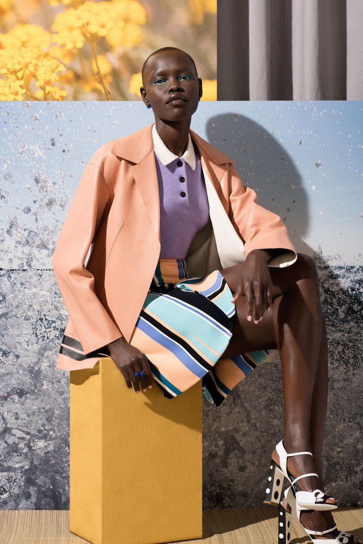 Pastel Resort Editorials
