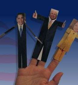 Federal Finger-Puppets