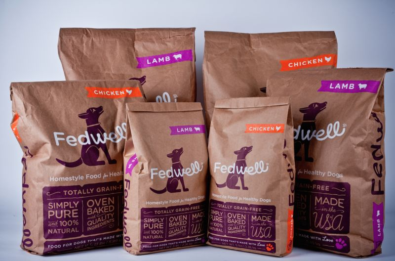 Fedwell Dog Food Ingredients