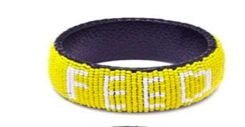 Benevolent Beaded Bangles