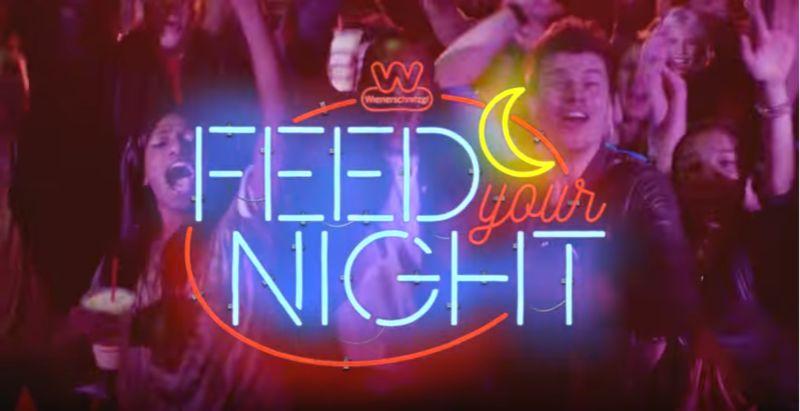 Late-Night Fast Food Menus