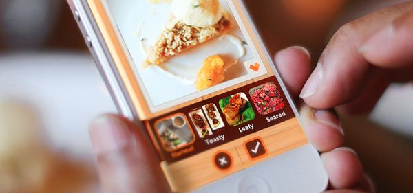 Charitable Food Photography Apps