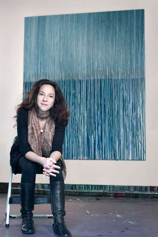 Felicity Nove Pours Paintings