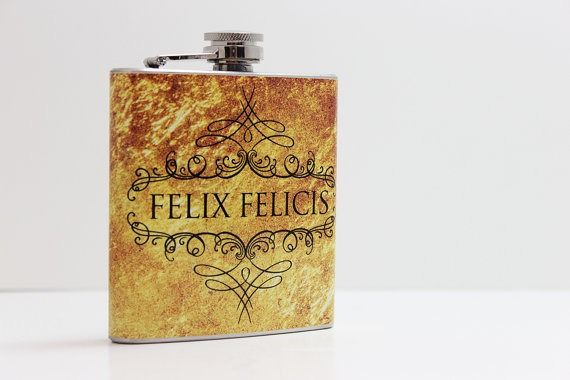 Liquid Luck Flasks