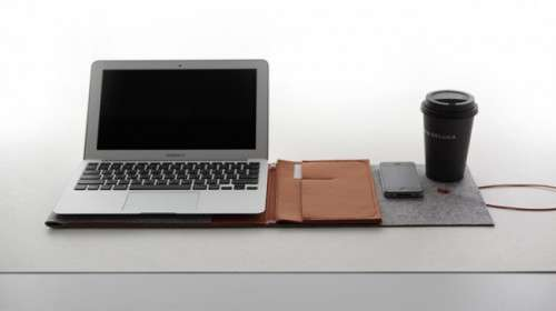 Stylish Laptop Placemats