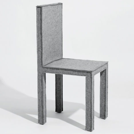 Fashionably Felt Chairs