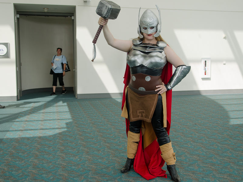 Female Thor Cosplayers