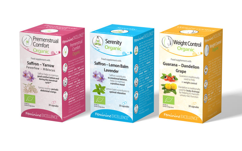 Female-Focused Natural Supplements