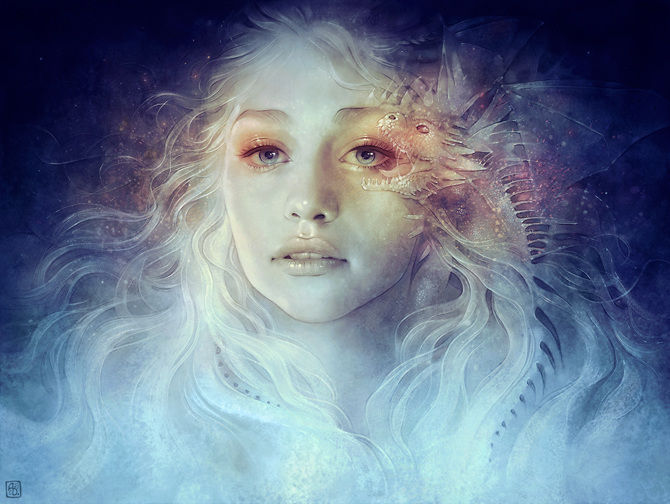Ethereal Fantasy Portraits