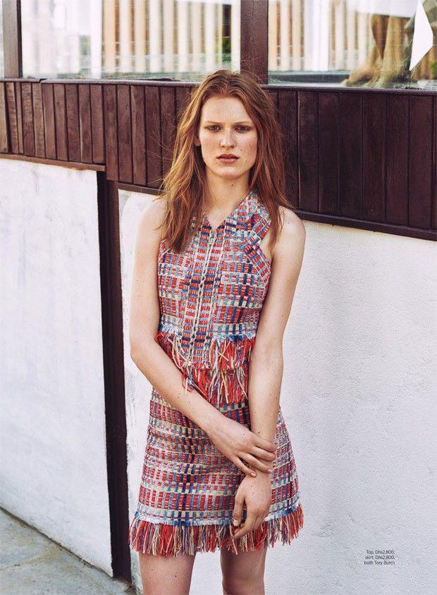 Feminine Summer Fashion