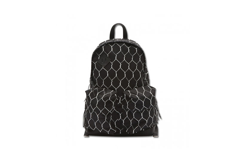 Chain Link Fence Backpacks