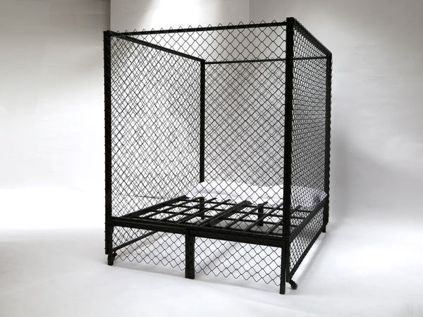 Prison-Like Beds