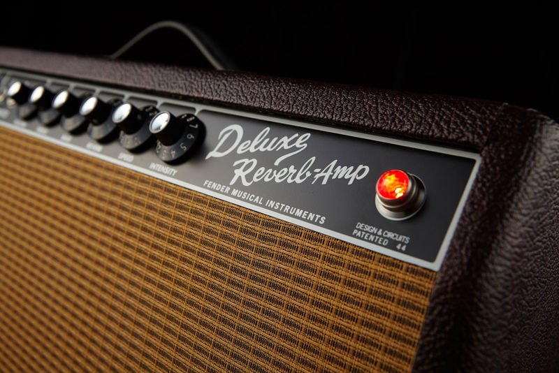App-Syncing Guitar Amps