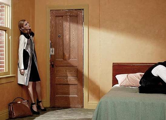 fendi fall 2010 ad campaign