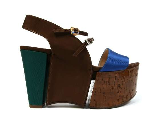 Wooden Block Wedges