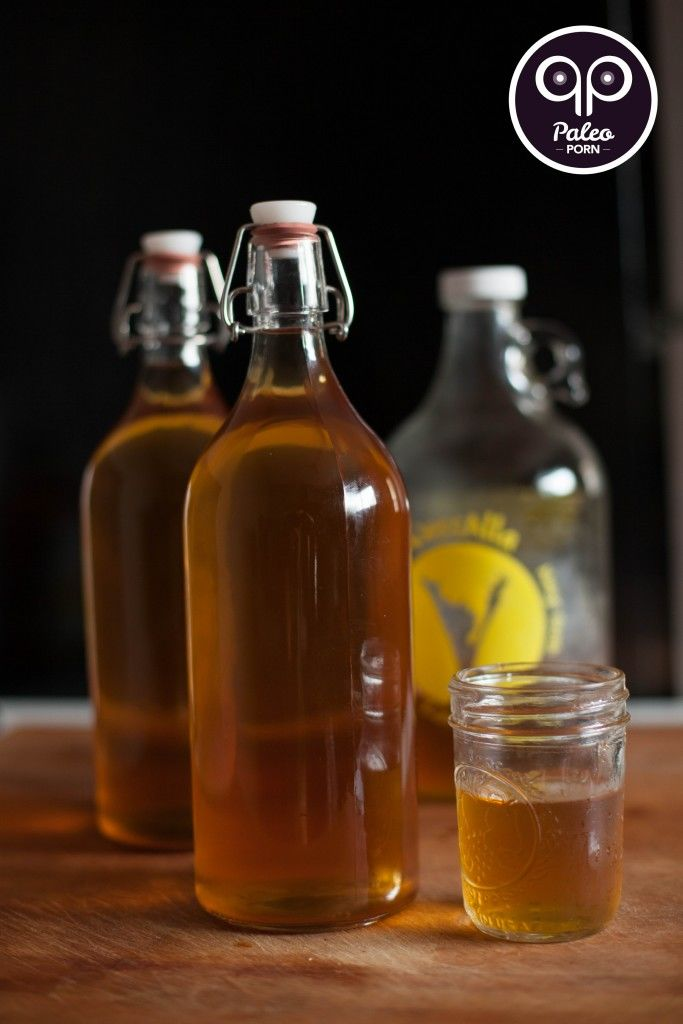 Homemade Kombucha Recipes