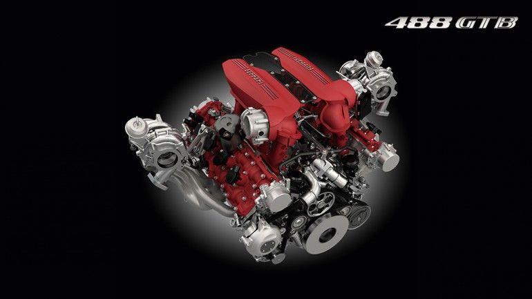 Turbocharged Italian Supercars