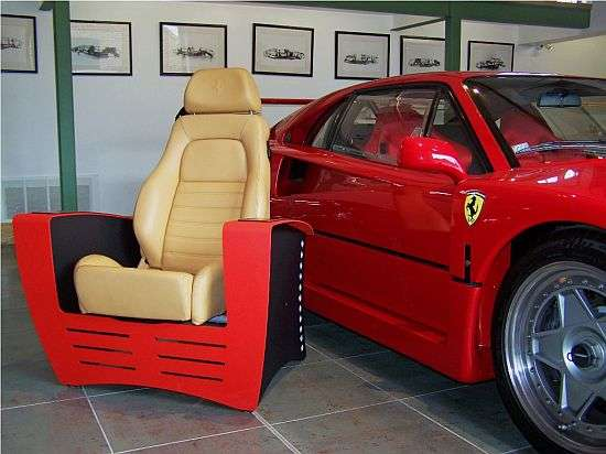 Ferrari GTB Chair